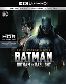 Batman: Gotham by Gaslight 4K UHD Blu-ray (Rental)
