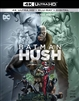 (Releases 2019/08/13) Batman: Hush 4K UHD 05/19 Blu-ray (Rental)