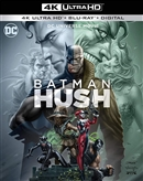 Batman: Hush 4K UHD 05/19 Blu-ray (Rental)