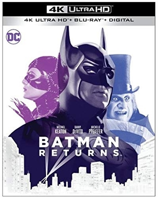 Batman Returns 4K UHD 04/19 Blu-ray (Rental)