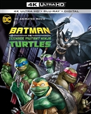 (Releases 2019/06/04) Batman vs. Teenage Mutant Ninja Turtles 4K UHD 04/19 Blu-ray (Rental)