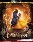 Beauty and the Beast (2017) 4K Blu-ray (Rental)