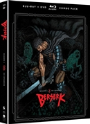 Berserk: Season 1 Disc 2 Blu-ray (Rental)