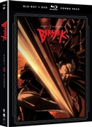 Berserk: Season 2 Disc 1 Blu-ray (Rental)