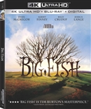 Big Fish 4K UHD 04/21 Blu-ray (Rental)