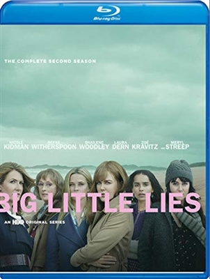 Big Little Lies: Season 2 Disc 1 Blu-ray (Rental)