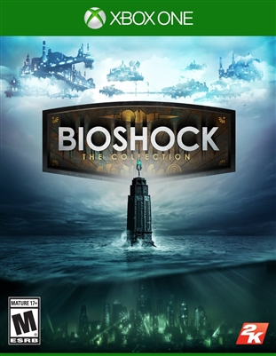 BioShock The Collection Xbox One Blu-ray (Rental)