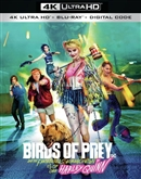 Birds of Prey 4K UHD 04/20 Blu-ray (Rental)