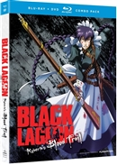 Black Lagoon: Roberta's Blood Trail 05/15 Blu-ray (Rental)