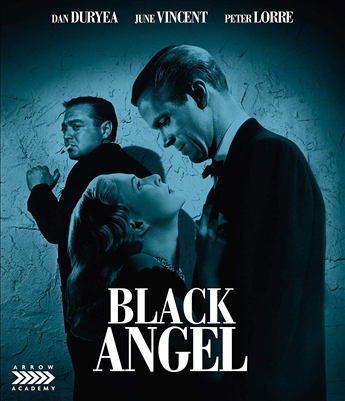 Black Angel 12/19 Blu-ray (Rental)