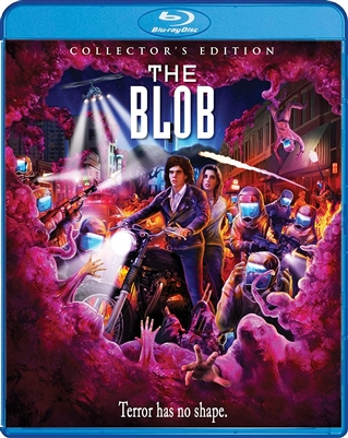 Blob, The (Collector's Edition 1988) Blu-ray (Rental)