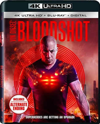 Bloodshot 4K UHD 04/20 Blu-ray (Rental)
