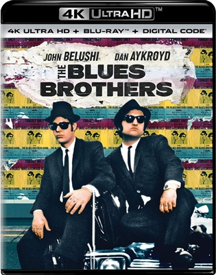 Blues Brothers 4K UHD 03/20 Blu-ray (Rental)
