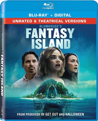 Blumhouse's Fantasy Island 04/20 Blu-ray (Rental)
