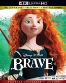 (Releases 2019/09/10) Brave 4K UHD 07/19 Blu-ray (Rental)