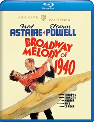 (Pre-order - ships 04/20/21) Broadway Melody of 1940 Blu-ray (Rental)