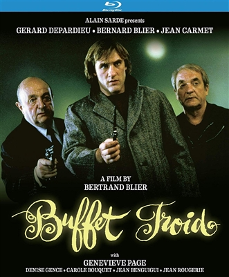 Buffet Froid 10/19 Blu-ray (Rental)