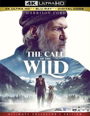 Call of the Wild 4K UHD 04/20 Blu-ray (Rental)