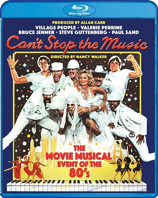 Can't Stop the Music 05/19 Blu-ray (Rental)