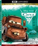 Cars 2 4K UHD 07/19 Blu-ray (Rental)