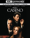 Casino 4K UHD 08/19 Blu-ray (Rental)