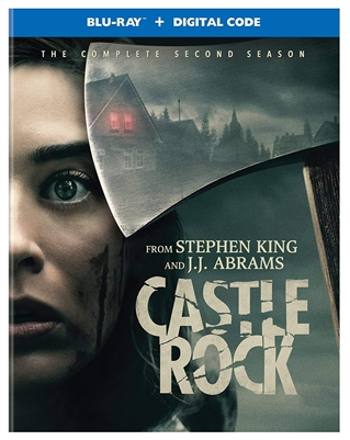 Castle Rock: Complete Second Season Disc 1 Blu-ray (Rental)