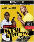 Central Intelligence 4K UHD 08/16 Blu-ray (Rental)