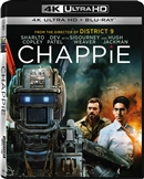 Chappie 4K UHD Blu-ray (Rental)