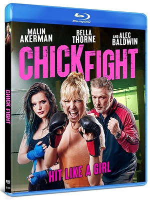 Chick Fight 12/20 Blu-ray (Rental)