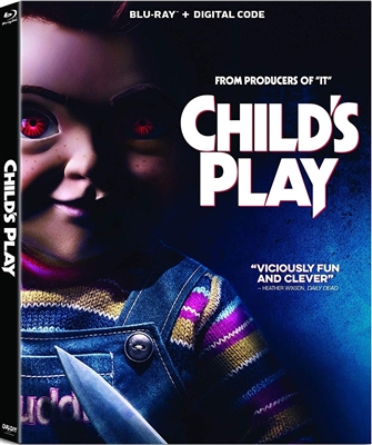 (Pre-order - ships 09/24/19) Child's Play 2019 09/19 Blu-ray (Rental)