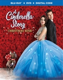 (Pre-order - ships 10/29/19) A Cinderella Story: Christmas Wish 10/19 Blu-ray (Rental)