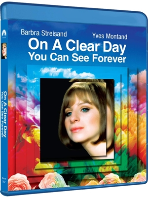 On a Clear Day You Can See Forever 05/20 Blu-ray (Rental)