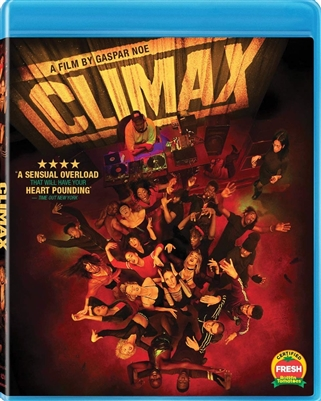 Climax 05/19 Blu-ray (Rental)