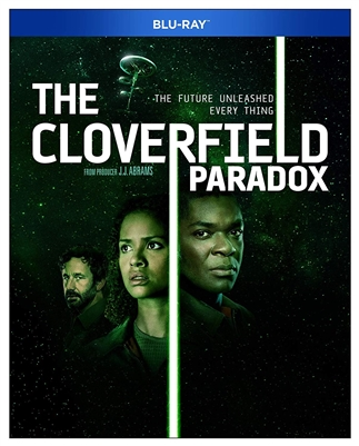 Cloverfield Paradox 12/18 Blu-ray (Rental)
