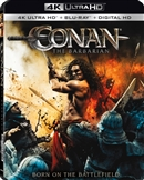 Conan the Barbarian 4K UHD Blu-ray (Rental)