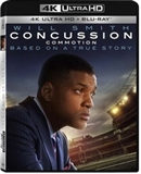 Concussion 4K UHD Blu-ray (Rental)