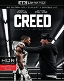 Creed 4K UHD 06/16 Blu-ray (Rental)