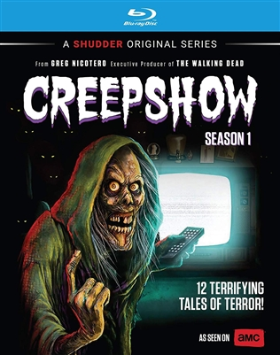 Creepshow Season 1 Disc 1 Blu-ray (Rental)