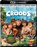 Croods 4K UHD 10/20 Blu-ray (Rental)