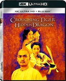 Crouching Tiger, Hidden Dragon 4K UHD Blu-ray (Rental)