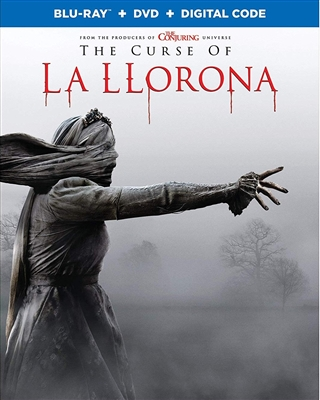 Curse of La Llorona 07/19 Blu-ray (Rental)