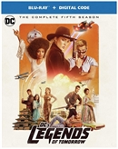 (Pre-order - ships 09/22/20) DC's Legends of Tomorrow: Complete Fifth Season Disc 3 Blu-ray (Rental)