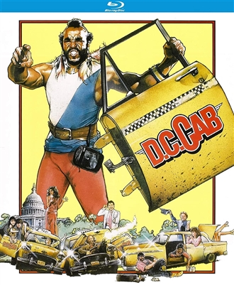 D.C. Cab 11/20 Blu-ray (Rental)