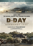 (Releases 2020/05/05) D-Day: Normandy 1944 4K UHD Blu-ray (Rental)