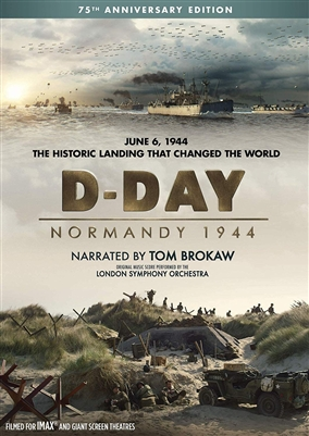 D-Day: Normandy 1944 4K UHD Blu-ray (Rental)