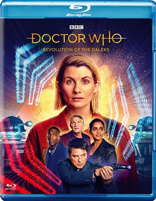 Doctor Who: Revolution of the Daleks 02/21 Blu-ray (Rental)