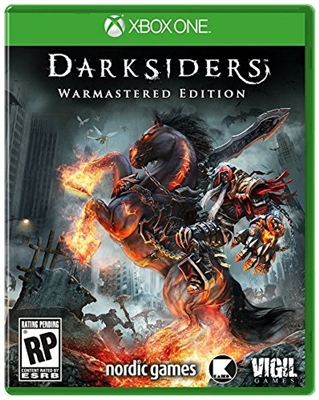 Darksiders: Warmastered Edition Xbox One Blu-ray (Rental)