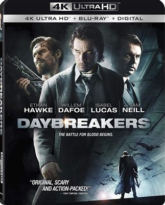 Daybreakers 4K UHD 08/19 Blu-ray (Rental)