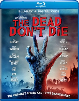Dead Don't Die 08/19 Blu-ray (Rental)