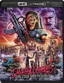 Deadly Games 4K UHD 10/20 Blu-ray (Rental)